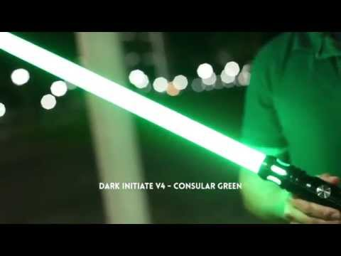 Ultrasabers Dark Initiate V4 Showcase - Lightsabers Singapore