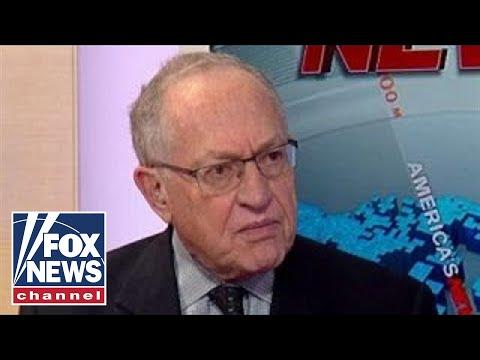 Dershowitz: Trump had no choice but to walk away from North Korea