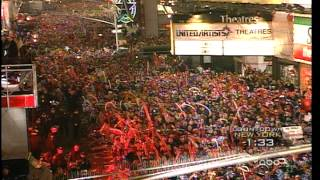 2000 NYRE Ball Drop