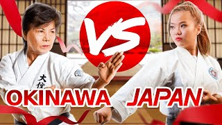 10 Differences Between Karate in Okinawa & Japan 🇯🇵