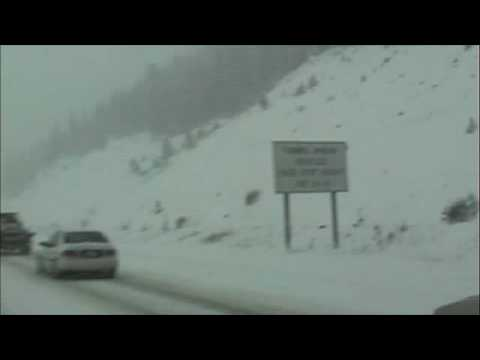 Drive To Copper Mountain