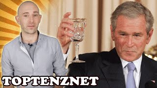 Top 10 Reasons President George W Bush Is Totally Underrated Toptenzn