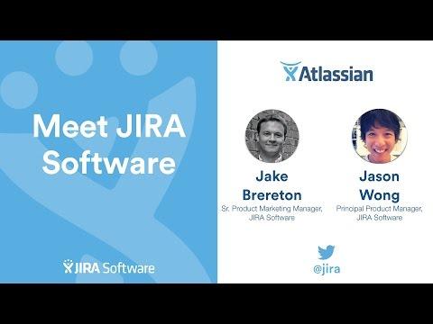 Meet JIRA Software (Part 1/2)
