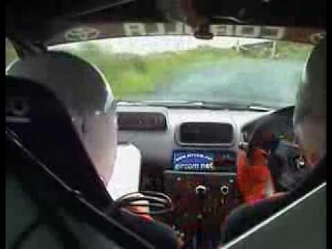 Irish Tarmac Rally Championship 2000 Review Part 1