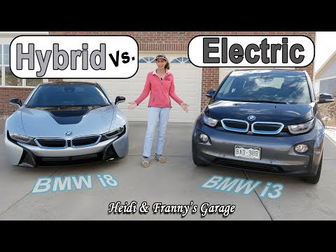 Electric Vs Hybrid - Which is better?