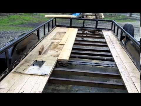 Trailer Floor Repair 5-2011