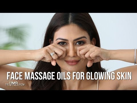 Face Massage Oil For Glowing Skin |