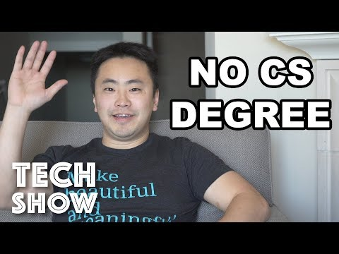 Interview with a Software Engineer without CS Degree