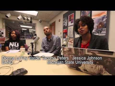 Lansing Online News Radio - Revisiting #BlackLivesMatter