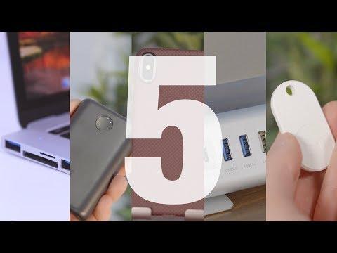 Diese Gadgets nutze ich im Alltag + GEWINNSPIEL