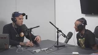 Boonk talks about Drug Addiction - No Jumper Highlights