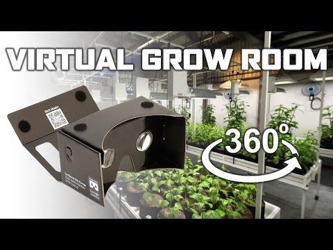 Sunlight Supply Inc. - Virtual Grow Room Experience