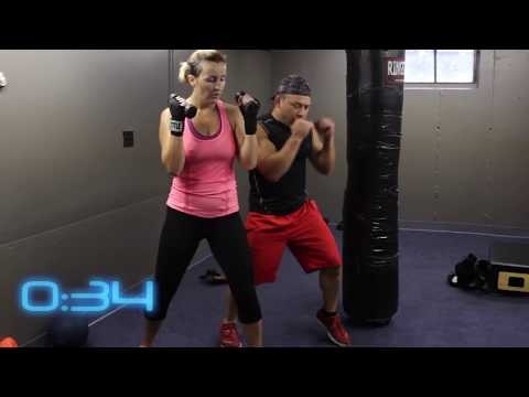 Best Heavy Bag Boxing Workout For Women To Lose Weight Fast l Best Home Boxing Workouts