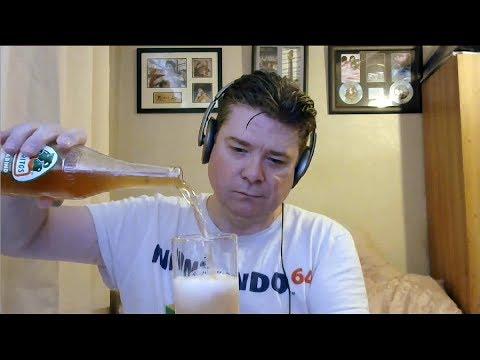 🎧 ASMR Drinking A Glass Of Ice Cold Jarritos Tamarind