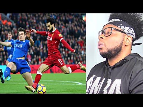 Mohamed Salah 2018 Goals, Dribbling Skills & Speed ● Liverpool/Egypt 🔥 REACTION!!!