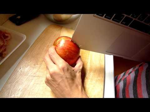 MacBookAirでAppleを切る。【Apple VS Apple】