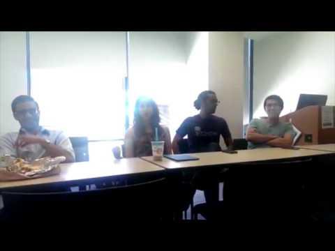 UCSD Medical Student Panel