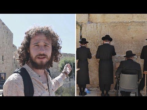 ¿Cómo es un día normal en JERUSALÉN?   Religión y conflicto   Israel - Palestina