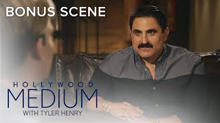 Reza Farahan Connects With Late Uncle Using Obscure Object | Hollywood Medium with Tyler Henry | E!
