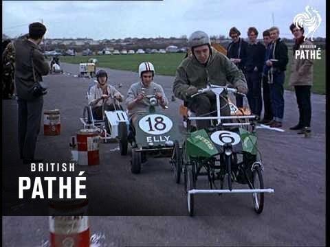 Pedal Car Race  AKA Pedalcar Marathon (1966)