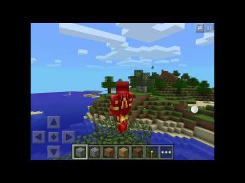 Minecraft PE | How To Change Your Skin HD