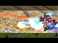 【EXVSFB】Burst Attack FINISH