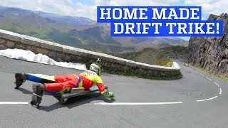 EXTREME HOME MADE DRIFT TRIKES!