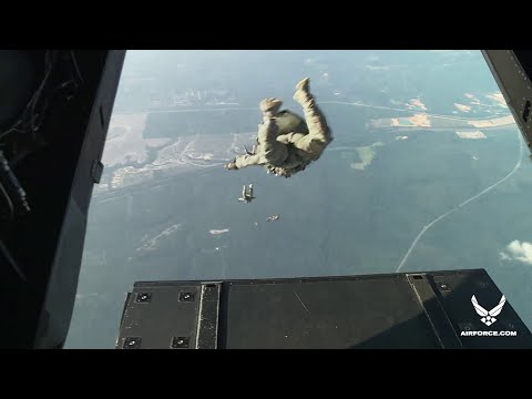 U.S. Air Force: Special Ops Commute