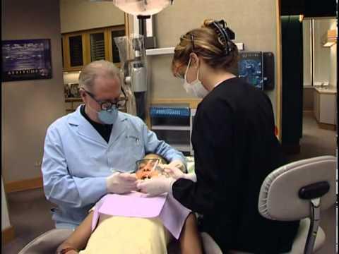 Chair Side Dental Assisting Training Video For Dental Staff