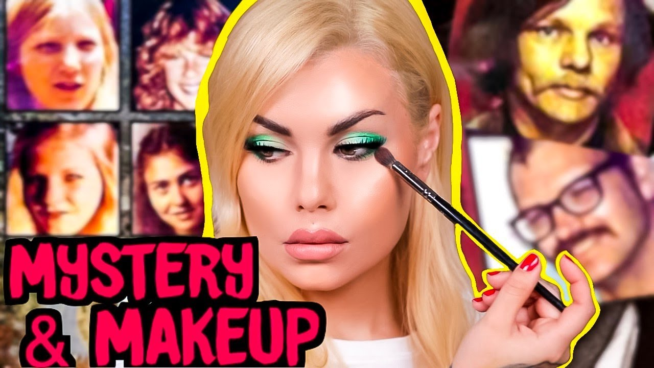The Creeper White Van & Tool Box - This Couldve Been Prevented |Mystery&Makeup GRWM Bailey Sarian