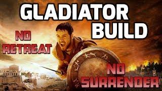 Dark Souls 3 Gladiator Build