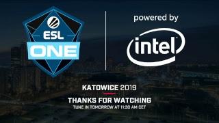 Live: Chaos Esports Club Vs. Team Aster - Game 2 - Group B - Esl One Katowice 2019