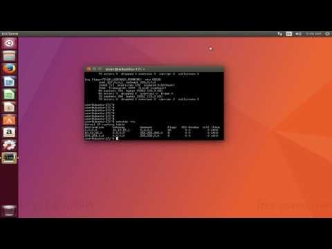 Ubuntu 17.04 - How to Know My IP address