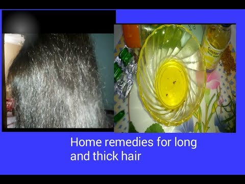Home remedy for long hair|Best remedy for hair growth | Sonia Dsouza | Baal ko kaise lambe banaye