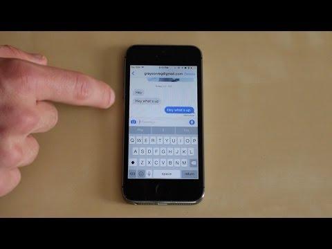iOS 8 Full Walkthrough