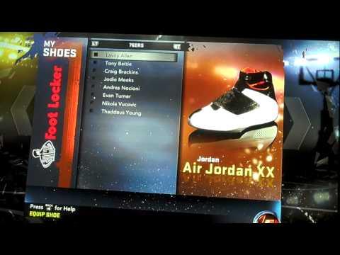NBA 2k12: How to Unlock All Jordan Retros