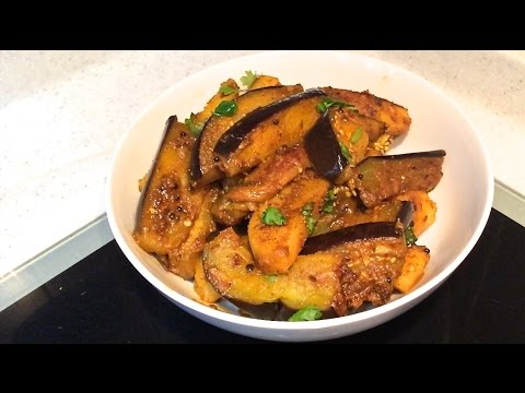 Baingan Aloo Ki Sabzi | Masala Baingan Aloo Recipe | Brinjal Potato Recipe | Eggplant Potato Recipe