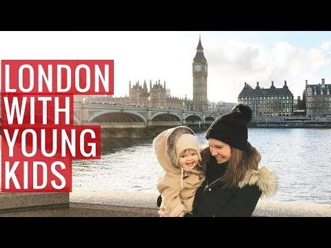 Tips for Visiting London with Young Kids