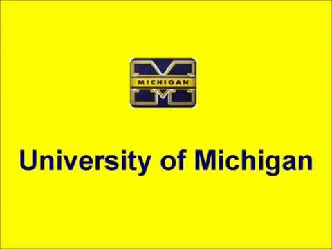 The Victors Fight Song -The University of Michigan Wolverines Football 2014 Team 135