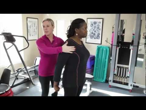 Exercise Benefits for Cancer Patients - Breast Cancer Workout (Part 2)