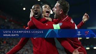 UEFA Champions League | Liverpool vs Barcelona | Highlights