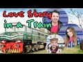 Love Story In A Train OZZY RAJA