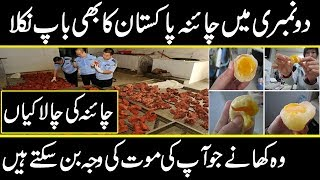 shameful facts about fake chinese food can actually KILLyou || the discovery