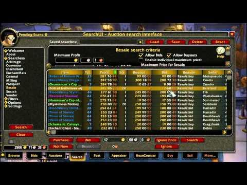 World of Warcraft Nexos: Auction House. (Part 2)