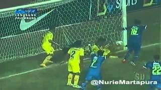 Hasil Persib vs Arema Skor 3 1   All Goal Persib Bandung v Arema Cronus @ Semifinal ISL 04   11   20
