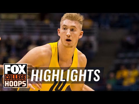 Marquette vs American   Highlights   FOX COLLEGE HOOPS