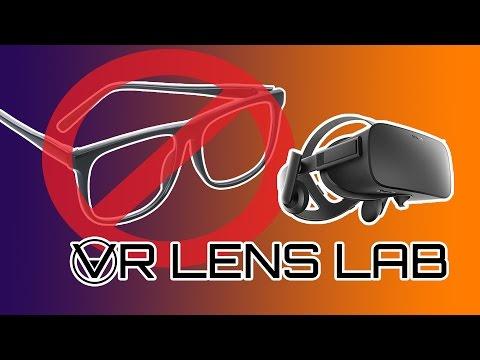 Prescription Lenses For VR - NO MORE GLASSES!