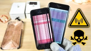 EMP Generator vs iPhone 7 & More Electronics!
