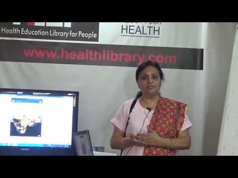 Nutrition - Care to Cure For Kids By Ms. Rita Gandhi HELP Talks Video