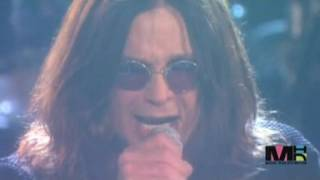 Ozzy Osbourne - Crazy Train (VH1 Rock Honors 2007)